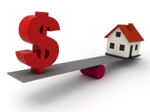 owners choose against loan mods when they owe more than the house is worth