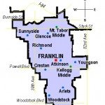 Franklin School District Map