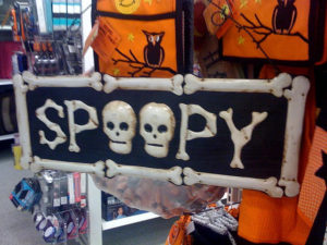 Too SPOOPY for Me... or is it 3 spoopy 5 me?