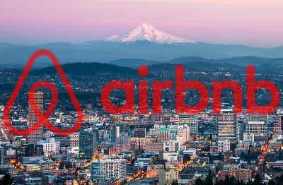 Portland Puts Big Fines on Airbnb Hosts