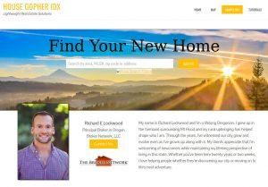 IDX Realtor Website